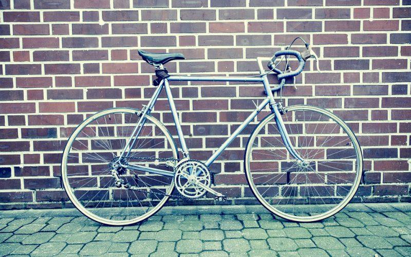 Das erste Rennrad