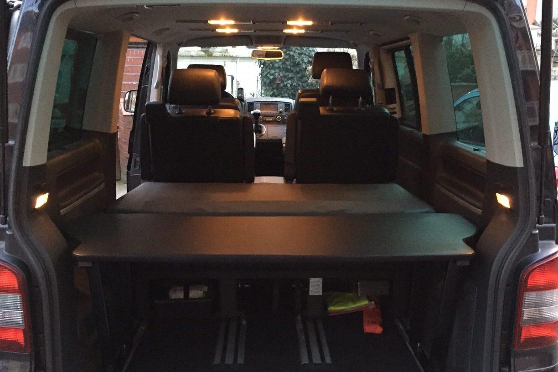 VW T5 Multivan - Multiflexboard