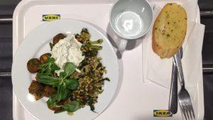 Essen bei Ikea