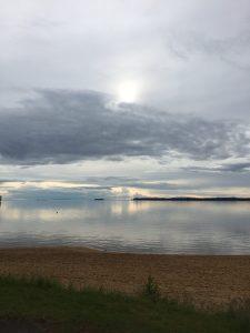 Vätternrundan 2017 - Vätternsee