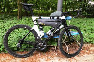 Bikepacking mit dem SpeedX Leopard Pro
