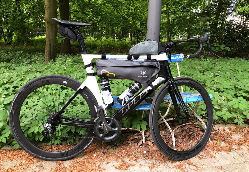 SpeedX Leopard Pro Bikepacking
