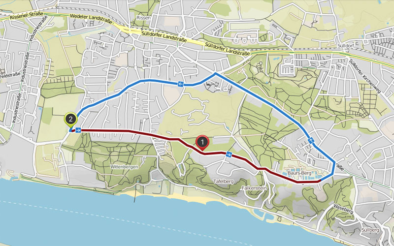 Kösterberg Runde 8km
