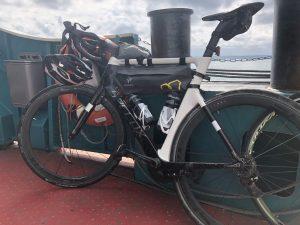 Bodensee Radmarathon Fährüberfahrt