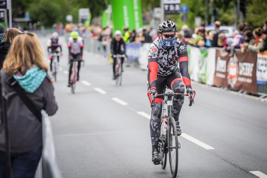 Tour d'Enerie 2019 - Meine Zieleinfahrt