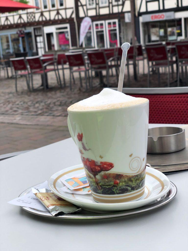 Kaffee in Eschwege