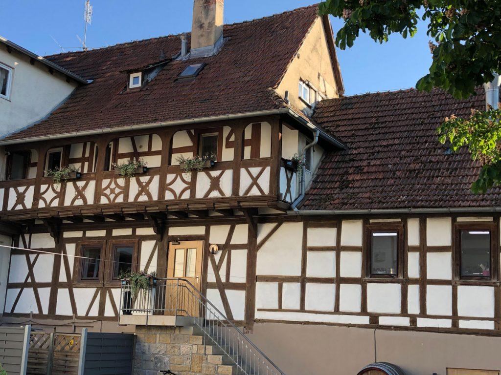 Hotel Fränkischer Hof in Hofheim