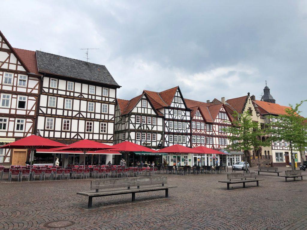Eschwege Altstadt