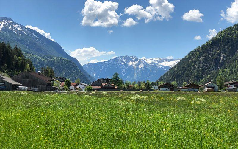 Die Täler in Tirol