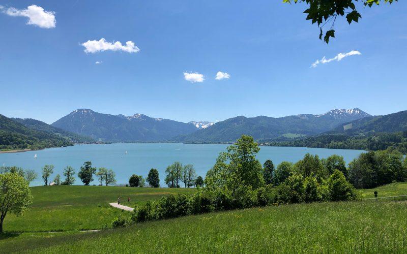 Tegernsee - Das Tor in die Alpen