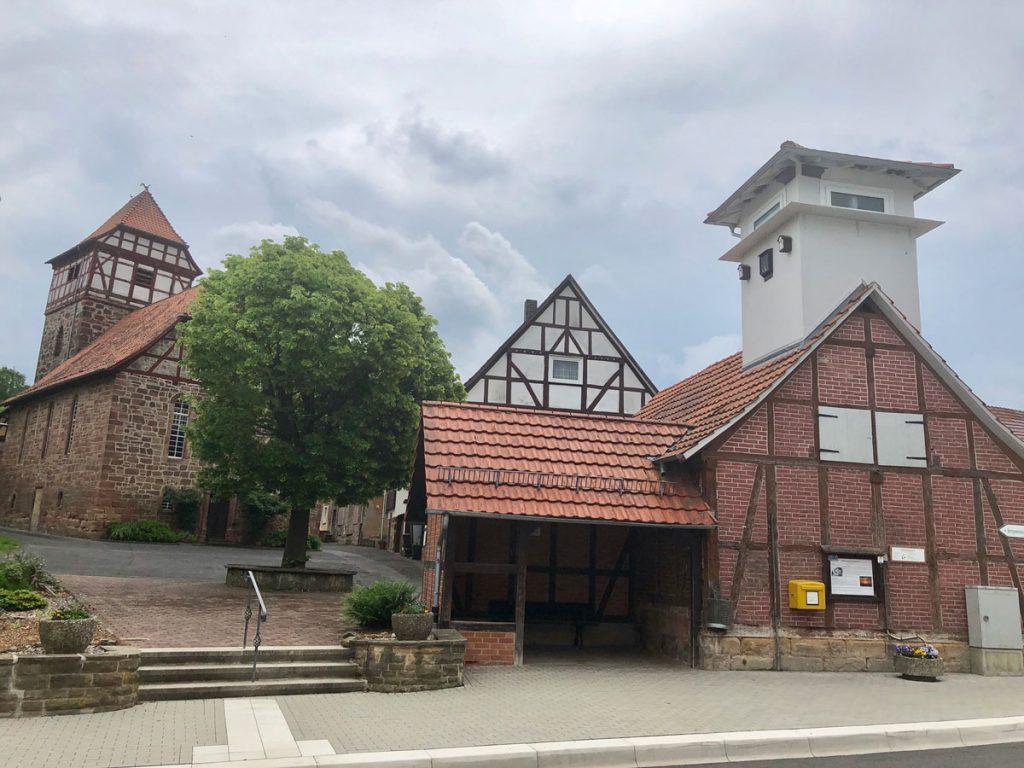Schicke kleine Dörfer