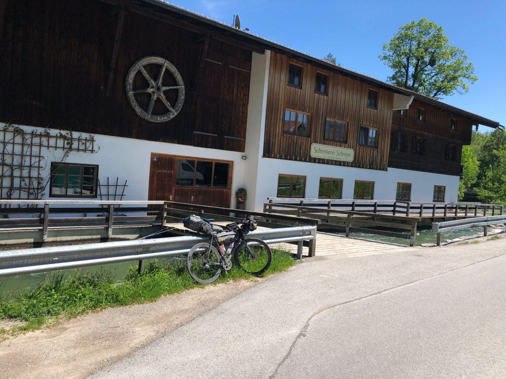 Zeit für ein paar Fotos an der Mühle