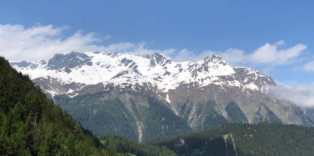 Malerische Alpen