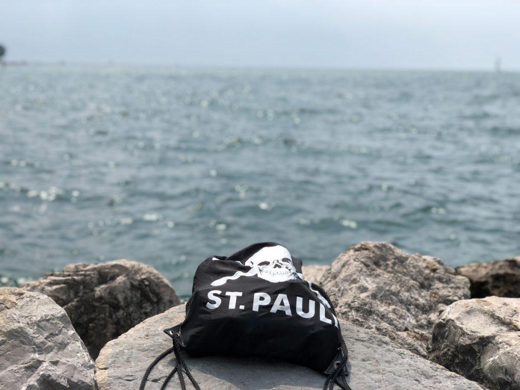 Radpirat am Gardasee