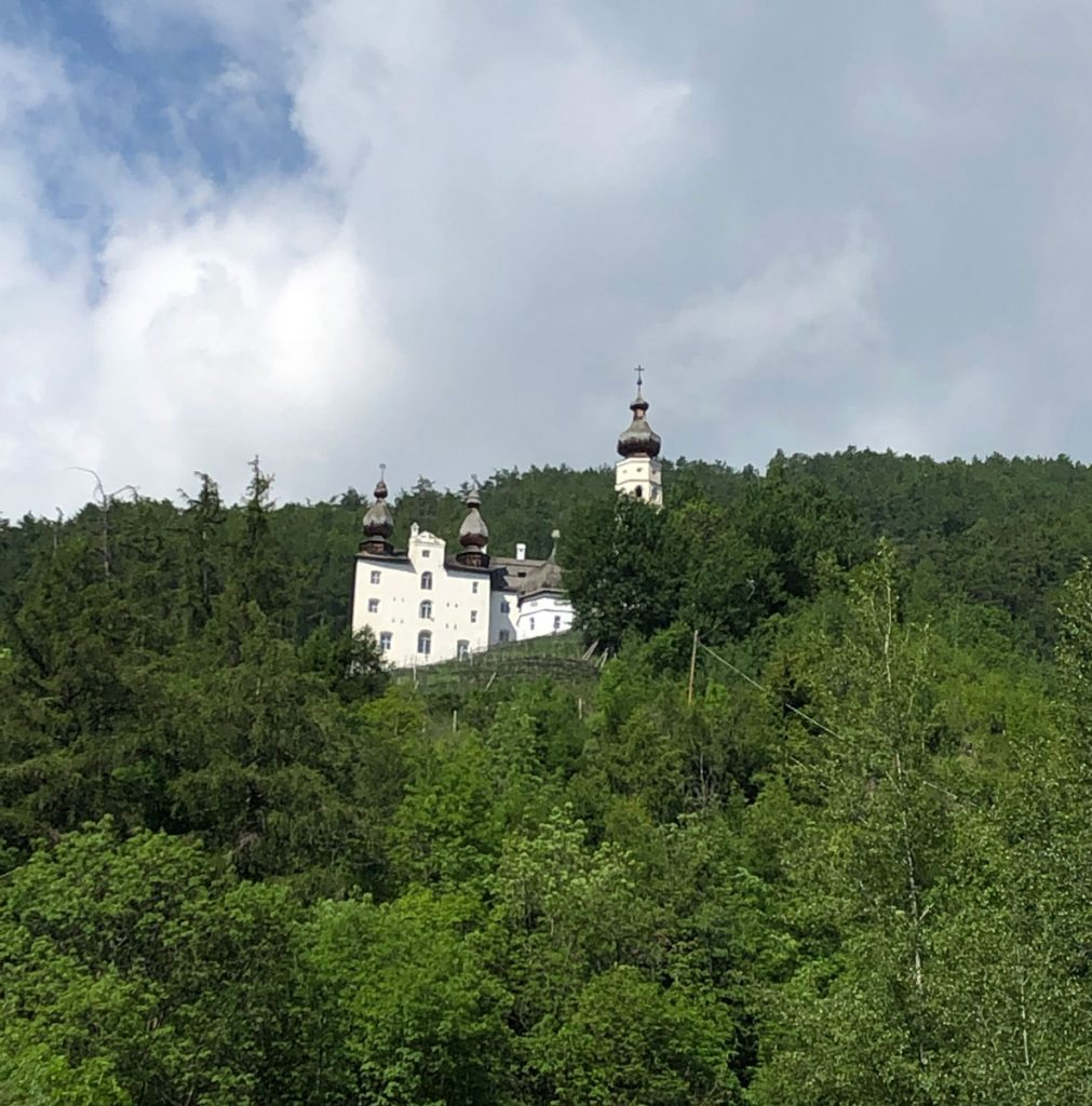 Burgen und Schlösser in Südtirol