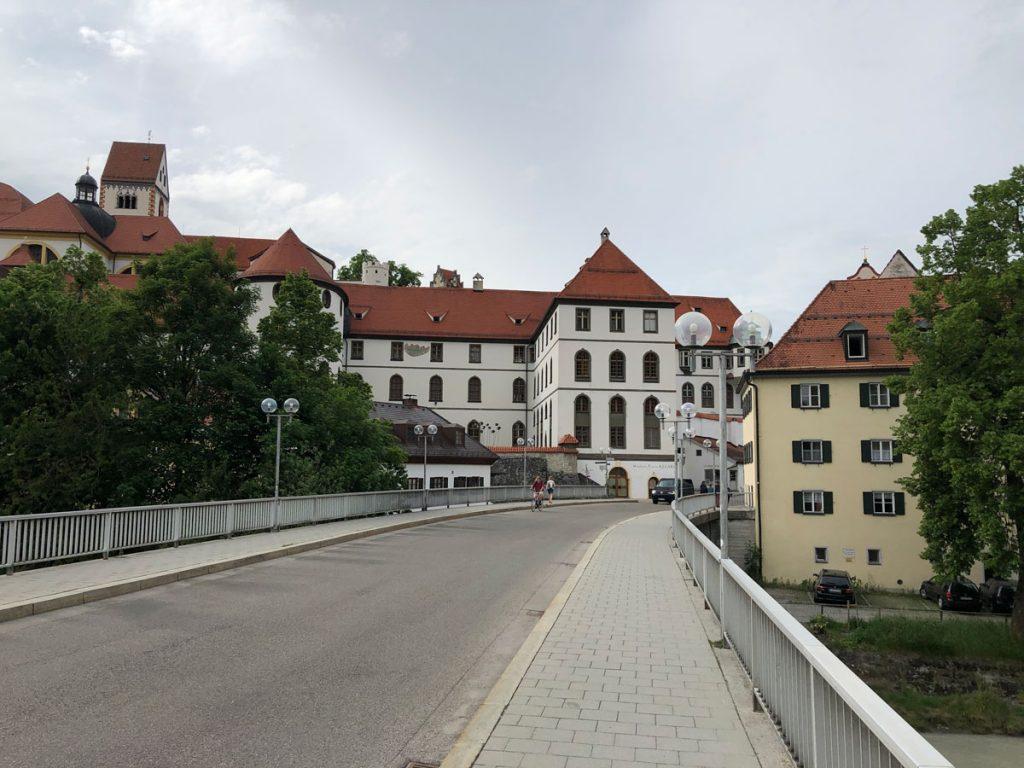 Angekommen in Füssen