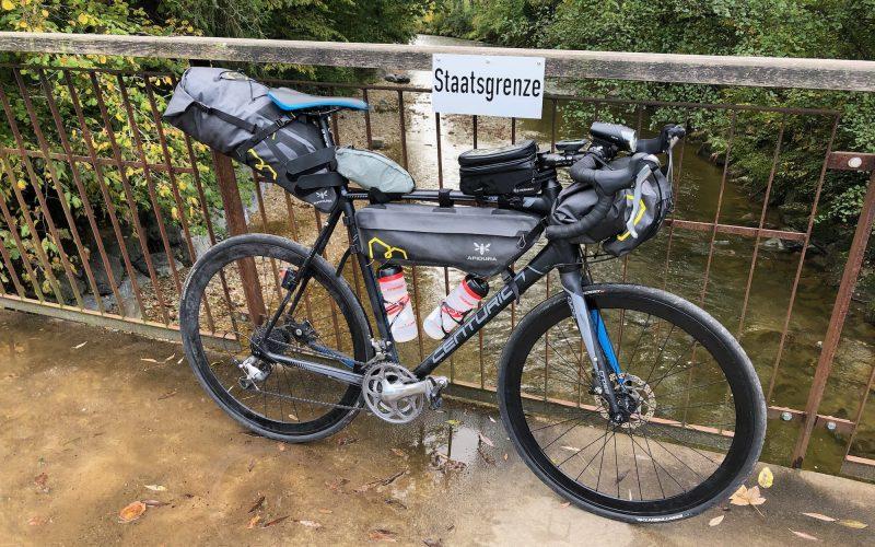 Bikepacking in Zeiten von Corona