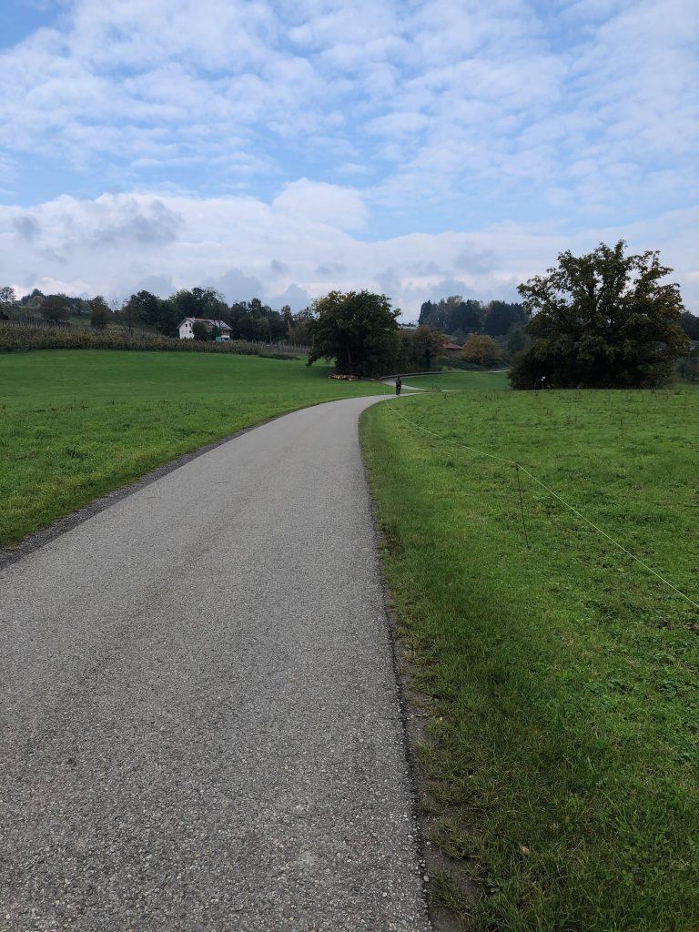 Schöne Radwege - Rein ins Allgäu
