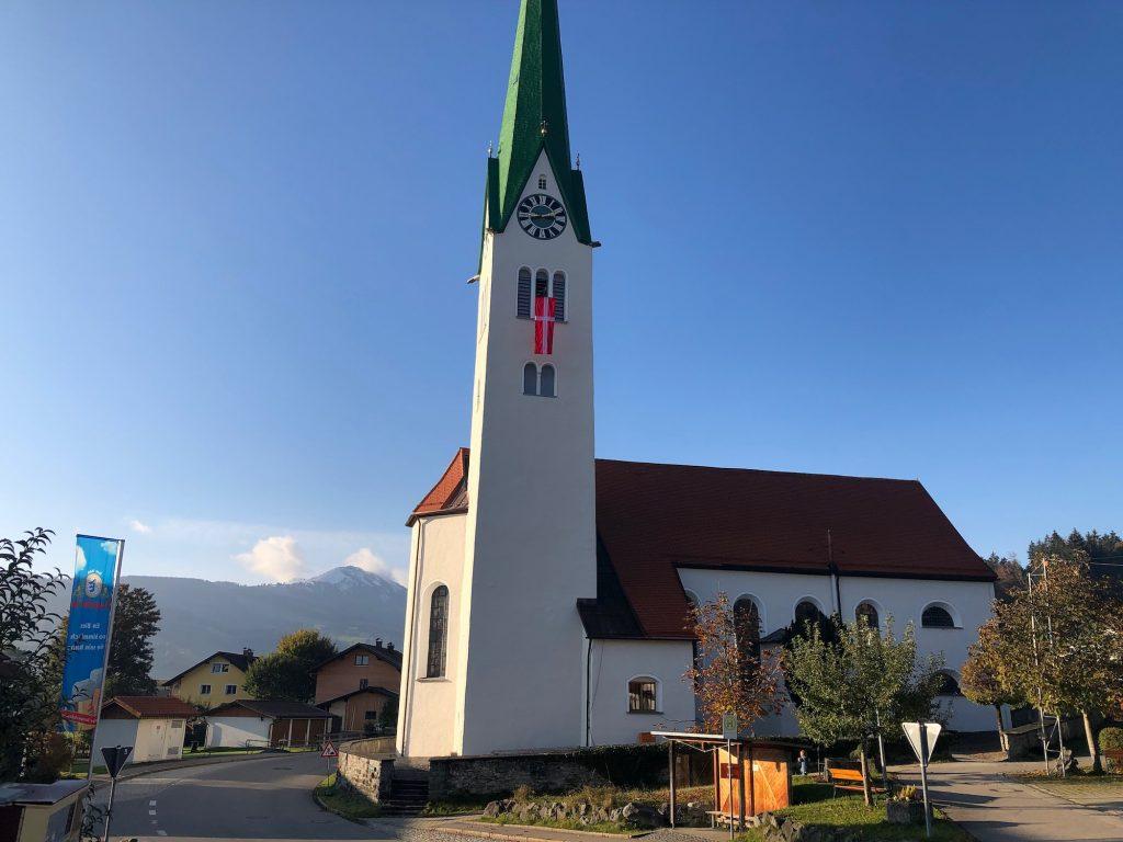 Vorderburg bei Tageslicht