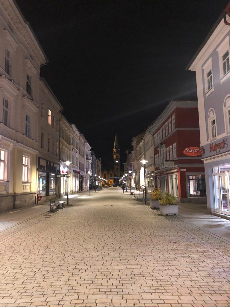 Meiningen Fußgängerzone
