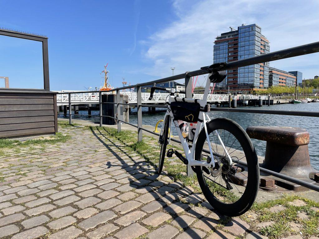 Rennrad Tour nach Kiel