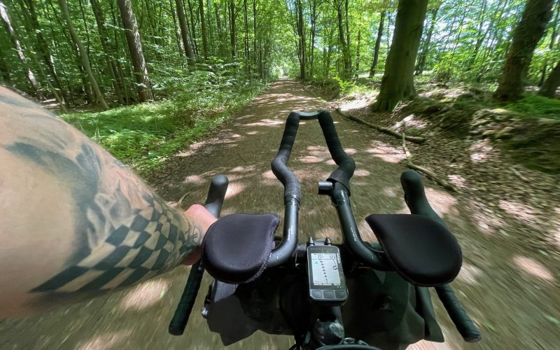 Orbit360 - Ritt durch den Wald