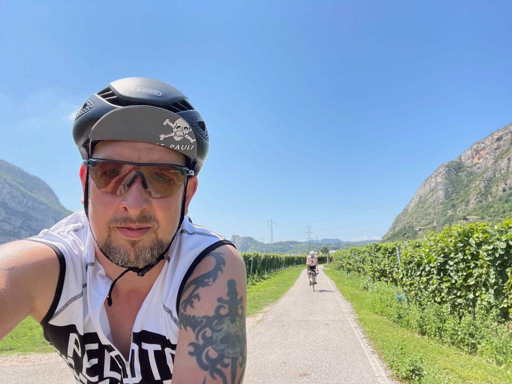 Hitzeschlacht in Südtirol