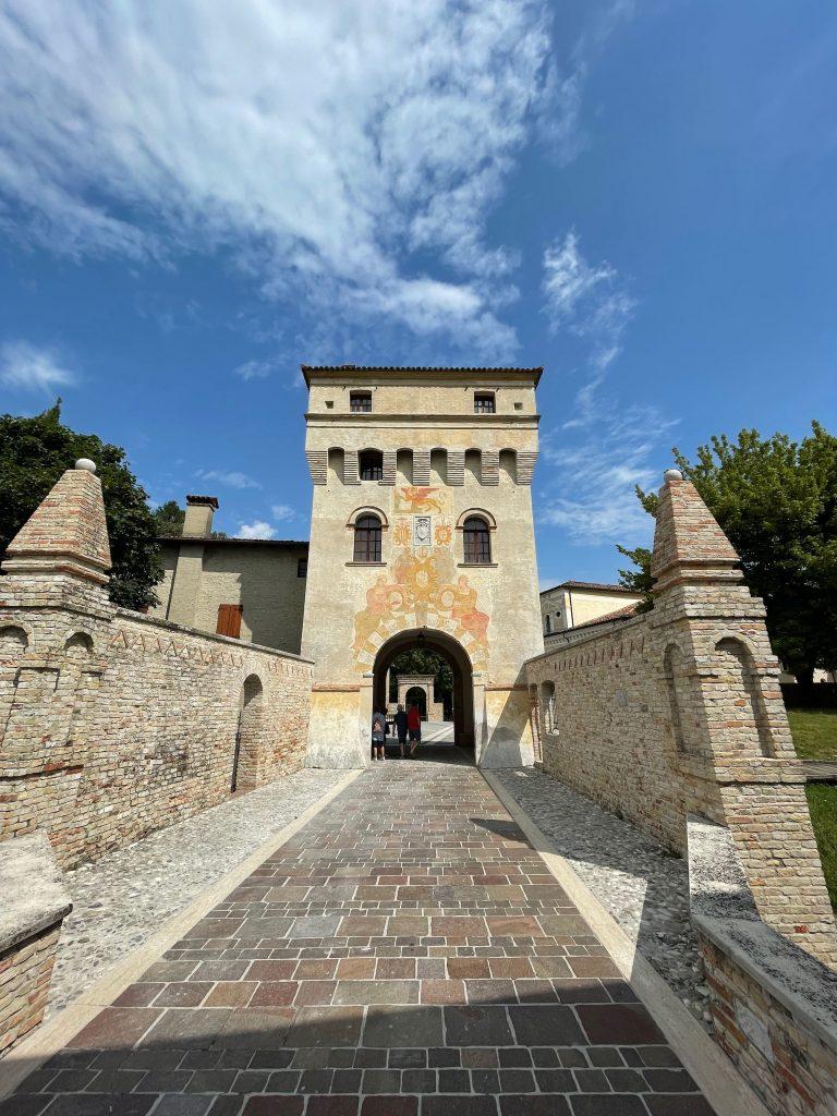 Kloster in Italien