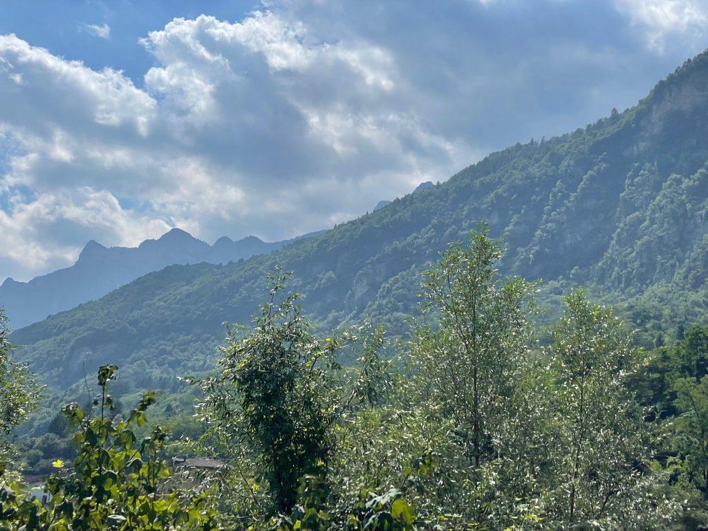 Wunderschöne Berge ...